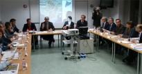 Pere Granados demana «celeritat» en la tramitació del Pla Director del CRT