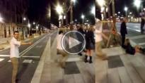 Vés a: La noia agredida a la Diagonal presenta la denúncia als Mossos d'Esquadra