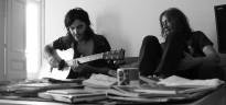 Gerard Quintana i Xarim Aresté, en concert acústic a la Jazz Cava de Vic