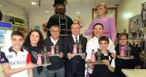 Els gegants Vitxet i Vitxeta de Reus, noves figuretes de Pasqua