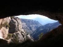 Vés a: Una empresa turística de la Vall de Lord ofereix passar la nit en una bauma