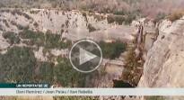 L'«Espai Terra» de TV3 visita el salt de Sallent i la Roca Foradada