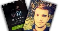 Un osonenc conquista Spotify i les discogràfiques amb la seva llista de rock