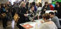 Més del 20% del cens del Moianès vota fins la una
