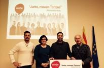 ICV presenta 11 candidatures a l'Ebre, 5 més que fa 4 anys