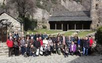 FUB+Gran i Aula Magna de la Universitat d'Andorra, plegats