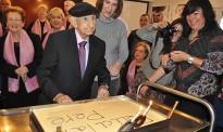 La persona més gran atesa a Ampans fa 90 anys
