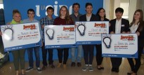 Es lliuren els premis del concurs 'Joves amb Idees'