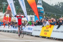 Tejay Van Garderen repeteix victòria a l'etapa reina de la Volta Catalunya