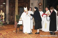 La Missa Crismal de Solsona serà dedicada a l'Any de la Vida Consagrada