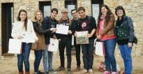 L'Institut Jaume Huguet, guanyador de les Olimpíades de Geografia