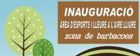 L'Arboç inaugura una nova àrea d'esports i lleure
