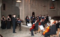 L'orquestra de Cambra Cadí porta la melodia de la Setmana Santa a Solsona