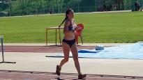 Eva Muñoz guanya el Gran Premi de Marxa Atlètica Rossend Cals