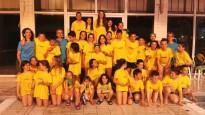 Una trentena de nedadors i nedadores solsonins a la trobada territorial de natació