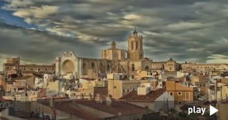 Tarragona com mai s'ha vist en un impressionant vídeo