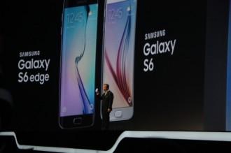 Vés a: Samsung presenta a Barcelona el seu mòbil més innovador: el Galaxy S6