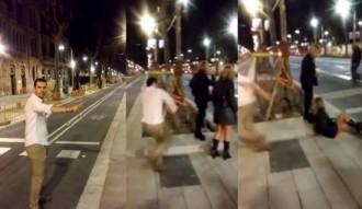 Vés a: Llibertat amb càrrecs per l'agressor de la Diagonal