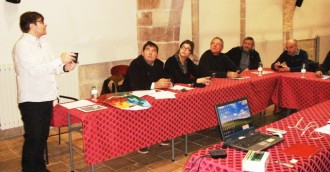 """La Diputació de Lleida presenta l'aplicació """"Aliments del Territori i tu"""" al Solsonès"""