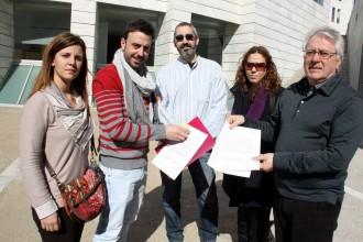 Vés a: ICV denuncia l'alcalde d'Almacelles per no deixar-los gravar el ple