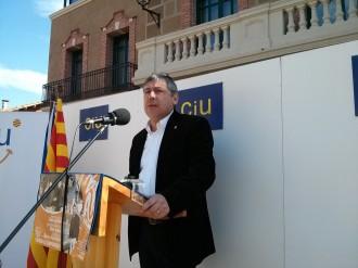 Jordi Xena defensa la gestió del govern municipal en aquesta legislatura