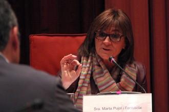 Vés a: Marta Pujol Ferrusola: «No sóc amiga personal d'Artur Mas»