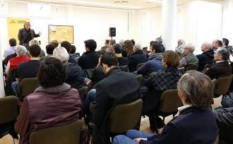 Tardà presenta diversos candidats d'ERC al Bages
