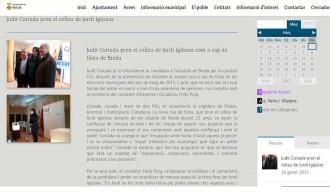 Picabaralla d'ERC i CiU de Breda a través de les xarxes socials