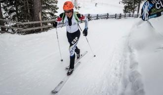 Kilian Jornet ja lidera la combinada de la Copa del Món d'Esquí de Muntanya