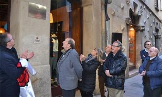 Vés a: Una placa recorda la diligència Reus-Barcelona