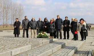L'alcalde de Girona visita Polònia per promocionar el patrimoni jueu