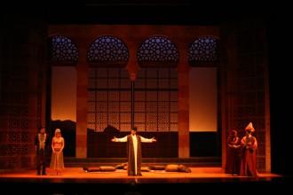 L'òpera còmica «L'italiana in Algeri», dimecres al Kursaal