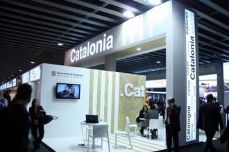 L'Estand Catalonia acull una cinquantena d'empreses al MWC