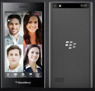 BlackBerry Leap, la nova gamma mitjana tàctil de BlackBerry