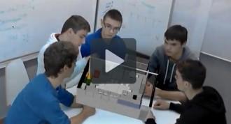 Vés a: Un institut de Les Garrigues guanya un premi al Mobile World Congress