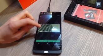 Sense ID, el sensor per desbloquejar el mòbil amb l'empremta dactilar