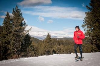 L'«snowrunning» aterra a la Molina de la mà de la Dark Polar Race