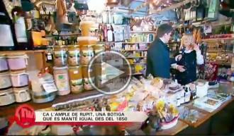 Recull de vídeos del programa «Divendres» de TV3 a Rupit i Pruit
