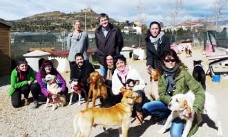 Augmenten un 14 per cent els animals gestionats per l'ADAS a les instal·lacions municipals de Solsona