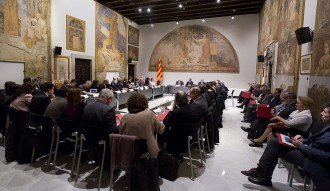 Vés a: Es constitueix el Consell Social de la Cultura