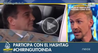 Vés a: Guti i Eduardo Inda ridiculitzen el catalanisme de Laporta
