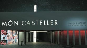 Valls convida totes les colles a fer el primer pilar del Museu Casteller