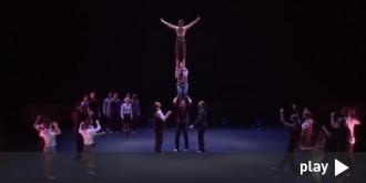 Els castells protagonitzen l'espectacle d'un dels grans circs europeus