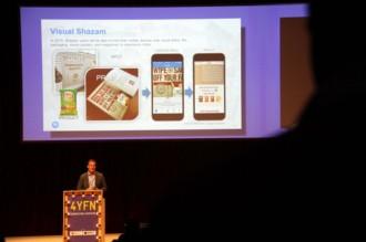 Shazam llançarà aquest estiu el reconeixement visual d'objectes