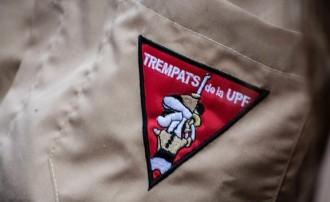 Els Trempats de la UPF, nova colla en formació de la Coordinadora