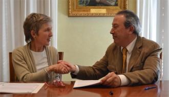 L'Ajuntament de Reus i Humana prorroguen el conveni un any més