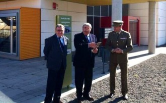 Vés a: Defensa crea a Lleida una ruta en honor al servei militar