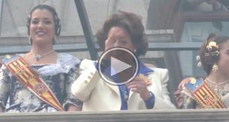 Vés a: Rita Barberà ofèn les víctimes del metro de València amb un gest de burla
