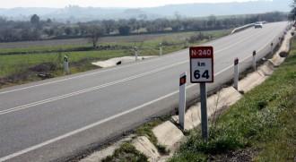 Alcaldes de Lleida es troben amb Vila i volen que Foment desdobli la N-240