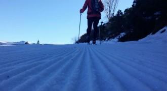 Les estacions d'esquí nòrdic estrenen panells i cartells conjunts